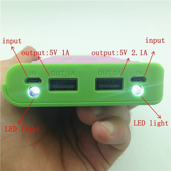 Power Bank Box 8X